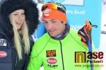 Jilemnická padesátka 2017, vítěz 25 km klasicky Daniel Máka