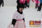 Maškarní karneval na ledě v Semilech