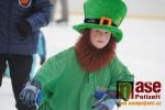 FOTO: Na semilském kluzišti pořádali maškarní karneval