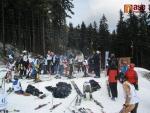 Ještědský areál se rozloučil závodem v obřím slalomu