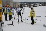 Český pohár v běhu na lyžích na tratích v areálu Hraběnka v Jilemnici