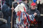 FOTO: Masopustní veselí znovu oživilo Komenského náměstí v Semilech
