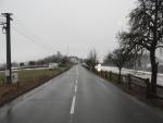 Nehoda na silnici mezi obcemi Chutnovka a Bělá u Turnova