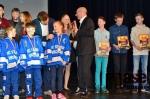 Slavnostní vyhlášení Sportovců Vrchlabí za rok 2016