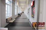 Nové veřejné toalety a přístupná chodba na turnovském nádraží