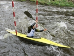 Spálovský slalom na Kamenici, Jakub Lacina