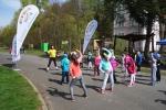 Orientační běh dětí v semilském parku Ostrov