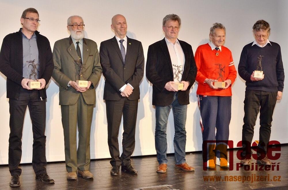 Předávání Cen ředitele Správy KRNAP za rok 2016<br />Autor: Zdeněk Horák