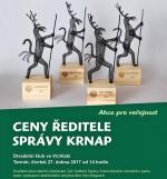 Předávání Cen ředitele Správy KRNAP za rok 2016