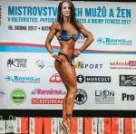 Vlaďka Nosková v přípravě i na závodech