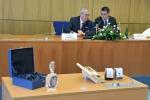 Prezident Zeman s hejtmanem Půtou