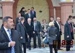Návštěva prezidenta Miloše Zemana v Jilemnici