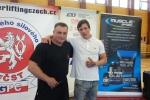 Benjamín a Anton Landigovi na Valašském poháru ve Vsetíně