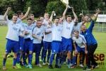 Finále krajského poháru LKFS FK Přepeře - TJ Doksy