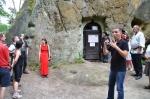 Slavnostní otevření hradu Rotštejn neslyšícím