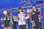 Obrazem šampionát ve slalomu ve Špindlerově Mlýně