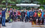 Start 51. ročníku pochodu Krakonošova stovka