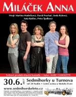 Plakát Miláček Anna