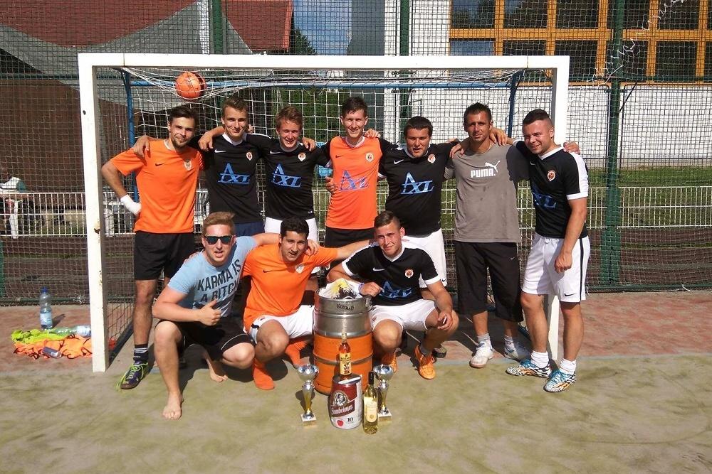Třetí ročník turnaje O Pelechovský pohár - tým Proseč C. F. A i B<br />Autor: Archiv Proseč C. F.