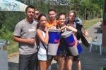 Třetí ročník turnaje O Pelechovský pohár - děvčata z RedBullu
