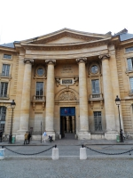Cesta studentů semilského gymnázia Ivana Olbrachta do Francie