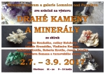 21. ročník výstavy drahých kamenů v Lomnici nad Popelkou