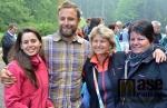 Otevření stezky korunami stromů Krkonoše a úpatí Černé hory v Janských Lázních