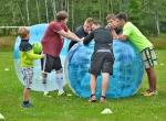 Turnaj ve fotbalzorbingu v Libštátě 2017