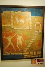 Vernisáž výstavy 3x Němec v semilském muzeu