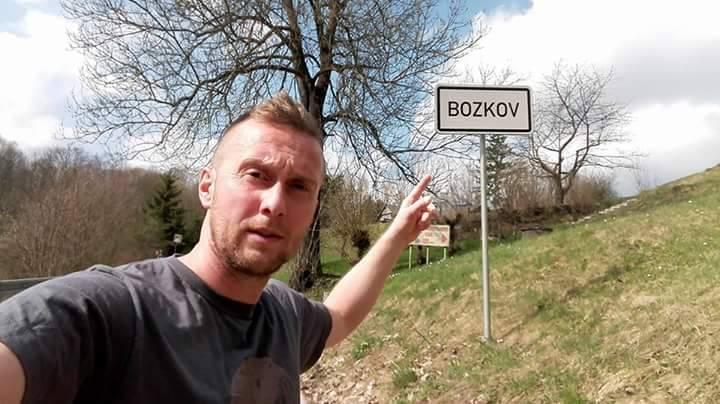 Jaroslav Dolejš při zápasech i při výletech s přítelkyní<br />Autor: Archiv Jaroslava Dolejše