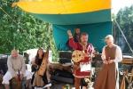 Středověký víkend na Valdštejně
