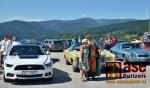 Sraz příznivců amerických vozidel Krkonoše Amerikou 2017