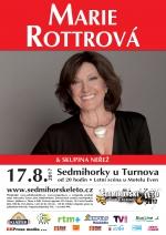 Plakát Marie Rottrová