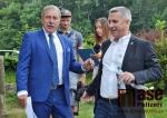 Vyhlášení soutěže Vesnice roku 2017 v Libereckém kraji v obci Kruh