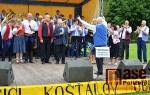 Oblastní přehlídka dechovek v Košťálově 2017