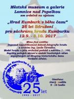 Hrad Kumburk - plakát na výstavu