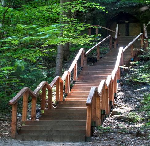 Turistická stezka Modlivý důl<br />Autor: Archiv KÚ Libereckého kraje