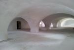 Rekonstrukce omítek bývalých stájí v Černousích