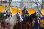 FOTO: Ordo Kromen předvedli divákům středověký turnaj