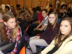 Žáci ZŠ Žižkova Turnov na vyhlášení celorepublikové literární soutěže v Jičíně