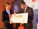 Slavnostní vyhlášení ankety Firma a živnostník roku 2017 Libereckého kraje