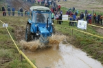 Sjezd traktorů v Bozkově 2017