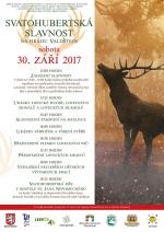 Svatohubertská slavnost na Valdštejně 2017