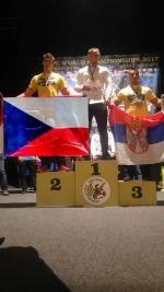 Powerlifting Animals Semily GPC na mistrovství světa v Trutnově - Martin Kostelecký