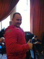 Powerlifting Animals Semily GPC na mistrovství světa v Trutnově - Stanislav Tůma