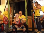 Powerlifting Animals Semily GPC na mistrovství světa v Trutnově - Tereza Rybová