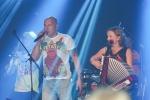 Koncert kapely Tři sestry v Bozkově 2017