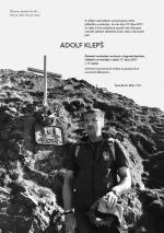Adolf Klepš - poslední rozloučení