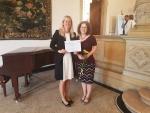 Diplom za kroniku města Turnov
