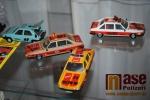 Výstava Plastové hračky ze Semil ve výstavní síni semilského muzea